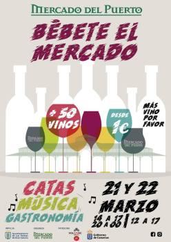 Bébete el Mercado del Puerto Wine Tasting