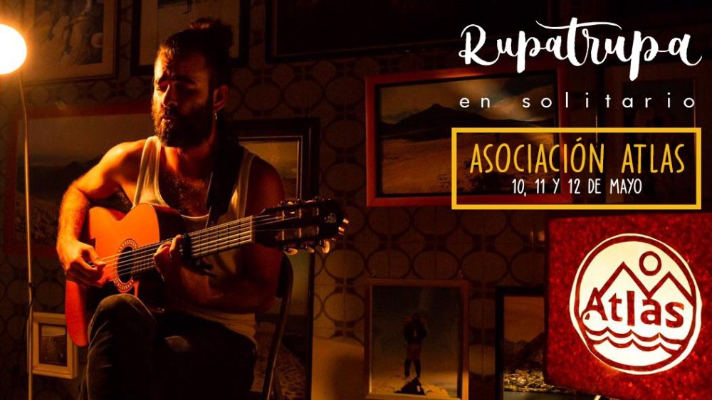 Rupatrupa Asociación Atlas May 2019