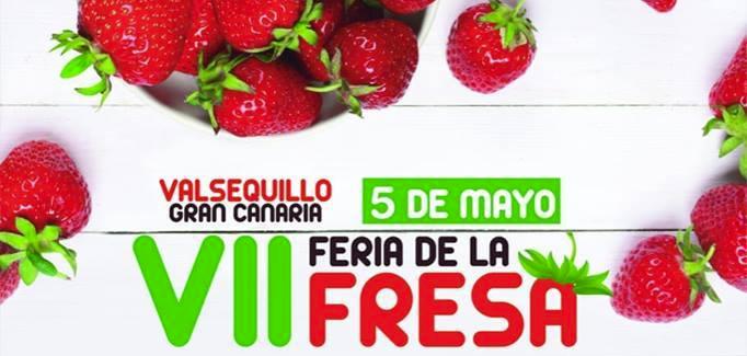 Feria de la Fresa Valsequillo 2019
