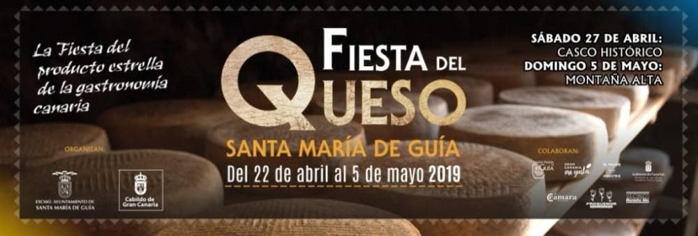 Fiesta del Queso de Guía 2019