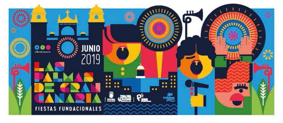 Fiestas Fundacionales LPGC