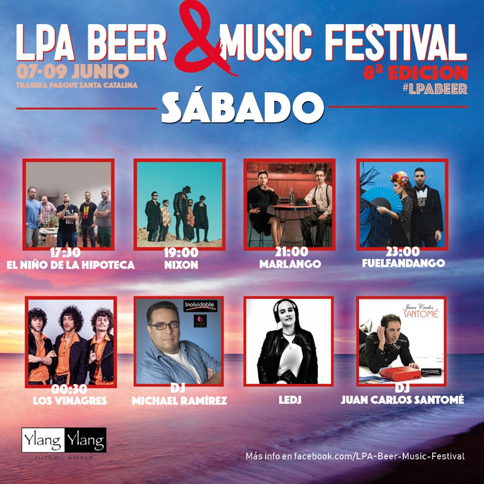LPA Beer & Music Festival Saturday