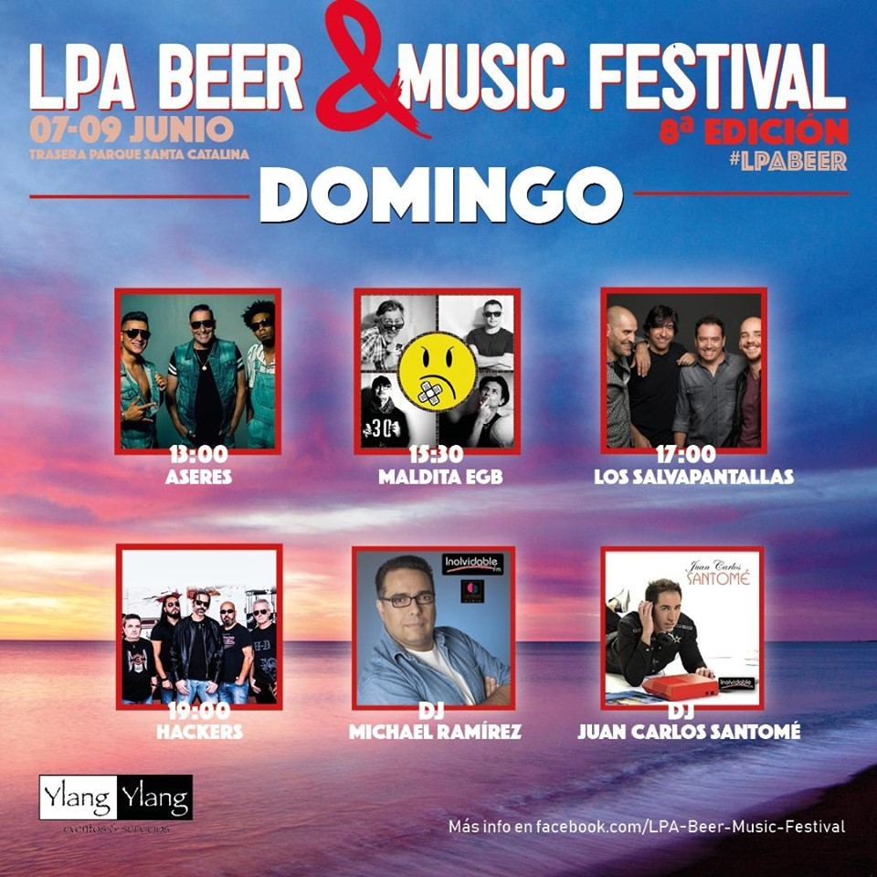 LPA Beer & Music Festival Sunday