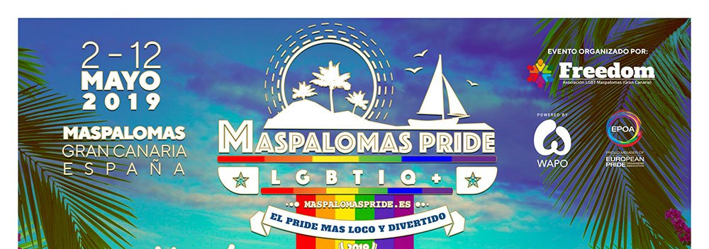 Maspalomas Pride 2019 Gran Canaria